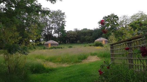 Campden Yurts at Campden Yurts