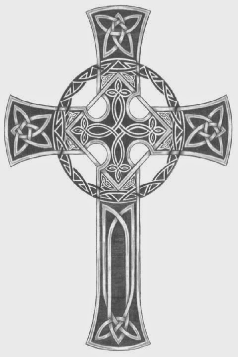 Free Pictures Of Celtic Cross Tattoo 75