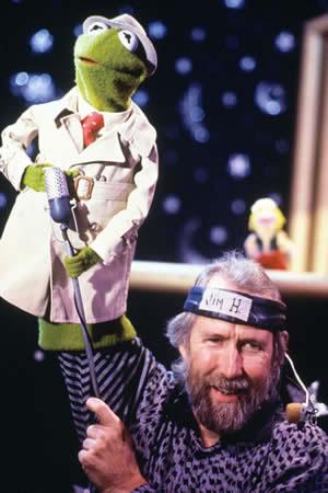 "Jim Henson también estaba ""dentro"" de la rana Gustavo (Kermit)"
