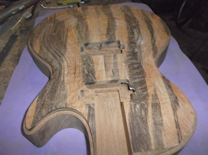 Construção inspirada Les Paul Custom, meu 1º projeto com braço colado (finalizado e com áudio) - Página 3 DSCF1321