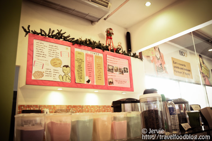 Bubble Bea Tea House Cebu