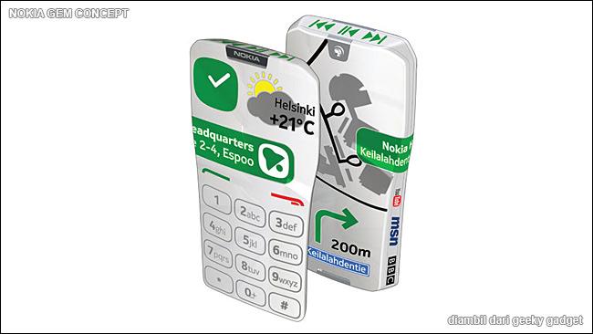 Nokia Gem Concept