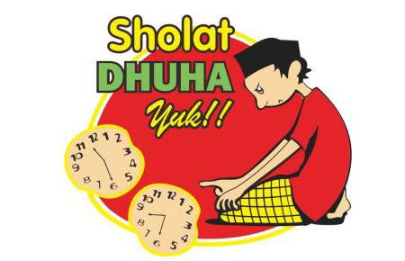 Manfaat Sholat Dhuha