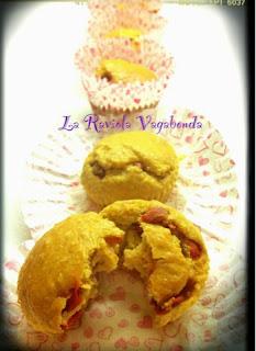 mini muffin allo zafferano e bacche di goji (senza tollerati)