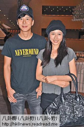 龔嘉欣表示男友鄧健泓不介意她跟楊明合作。
