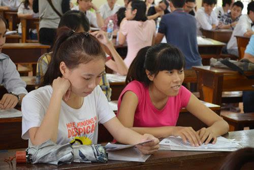 Hướng dẫn miễn thi môn ngoại ngữ: Bộ GD-ĐT sửa sai - 1