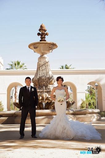 Ảnh cưới của siêu mẫu Ngọc Quyên - 1 Ảnh cưới của siêu mẫu Ngọc Quyên