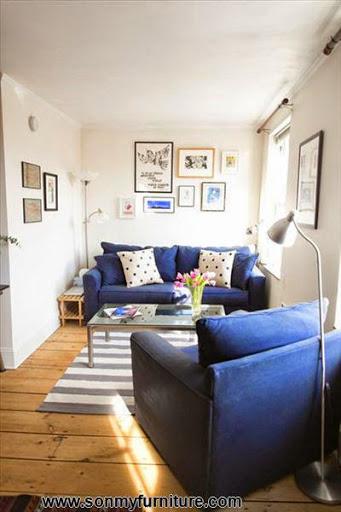 Những mẫu phòng khách nhỏ xinh và ấm cúng_NỘI THẤT PHÒNG KHÁCH-11