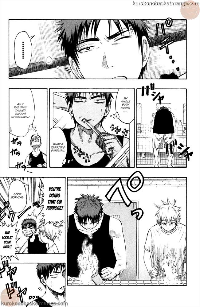 Kuroko no Basket Manga Chapter 60 - Image 600/3