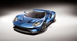 DETROIT 2015- Stunning Ford GT revealed [w/VIDEO]