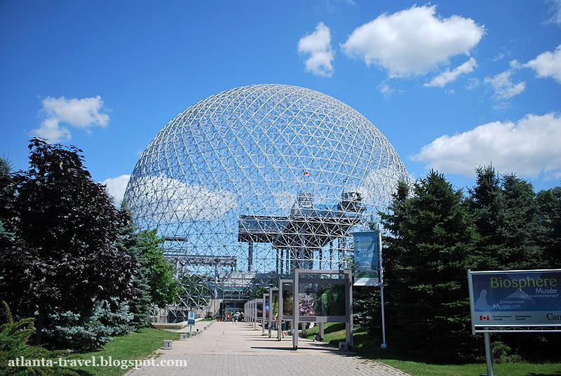 Биосфера Монреаль