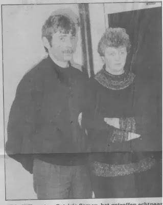 Albin Willemet en Patricia Samoy, het getroffen echtpaar (foto Terma)