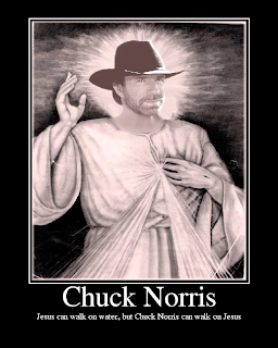 Motivational Saint Chuck Norris, motivational, motivational funny pictures, chuck norris, chuck norris facts, Jesus can walk on water but Chuck Norris can walk on Jesus, Saint Chuck Norris, St Chuck Norris, Jesus can walk on water, but Chuck Norris can walk on Jesus