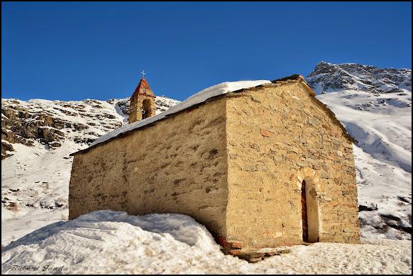Chapelle Sainte-Marguerite, Bonneval-sur-Arc, France