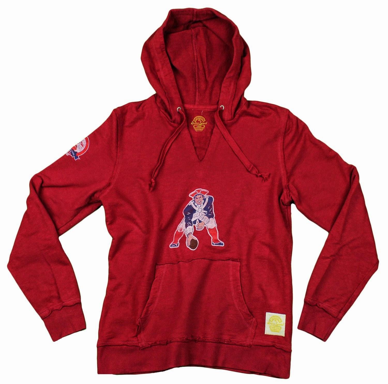 Patriots hoody