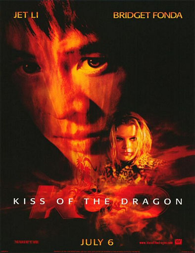 Poster de Kiss of the Dragon (2001)