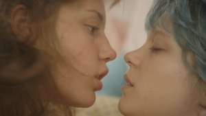 Picture Poster Wallpapers Blue is the Warmest Color (2013) Full Movies