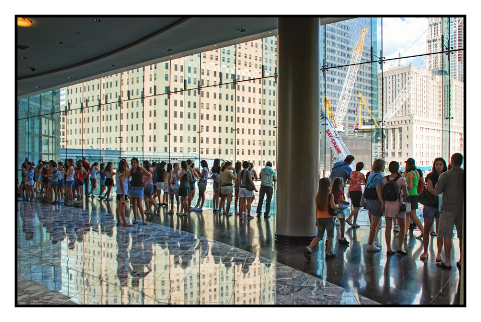 World Financial Center New York City, street photography, places to visit, tourists and tourism