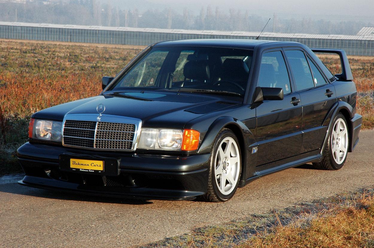Mercedes benz 190e 2 5 16 evolution ii benztuning for 190e mercedes benz