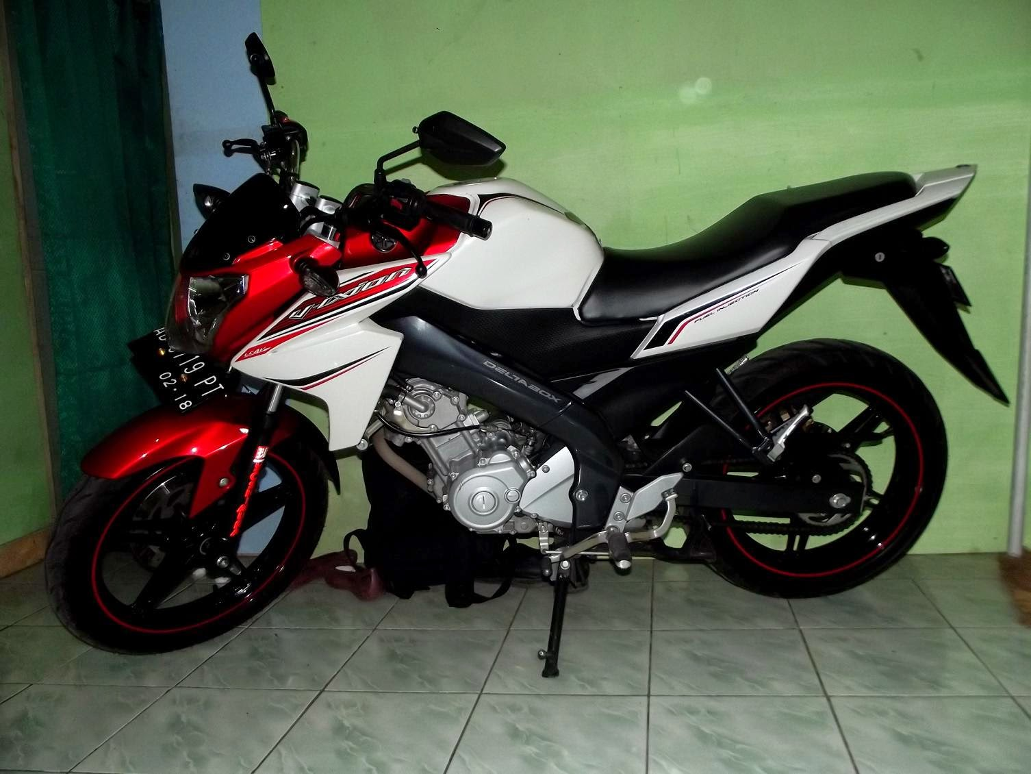 Foto Modifikasi Yamaha Vixion Lightning