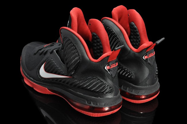 Nike LeBron 9 First Detailed Look 15 Pics Without Teasers