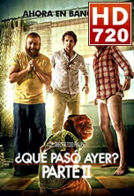 Que Paso Ayer 2 (2011) Online