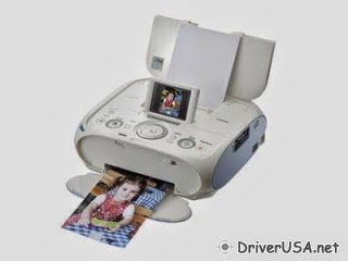 download Canon PIXMA mini260 Inkjet printer's driver