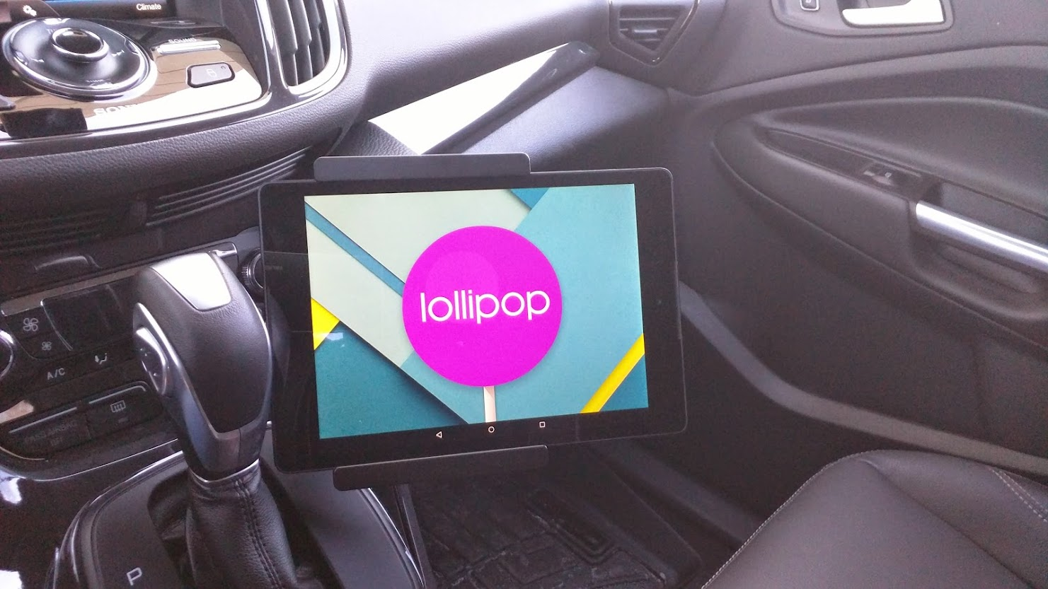 Check Out My Tablet Mount 2013 2014 2015 2016 2017 Ford
