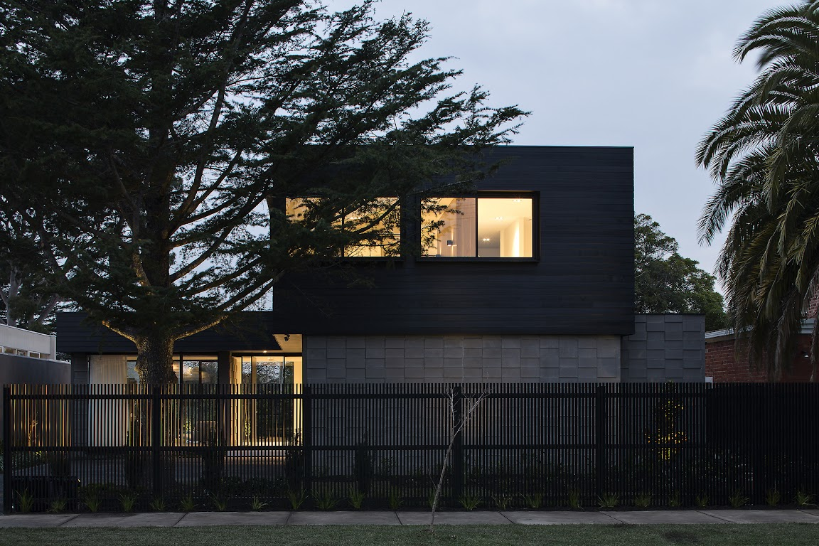 Block House  design by Taylor + Reynolds