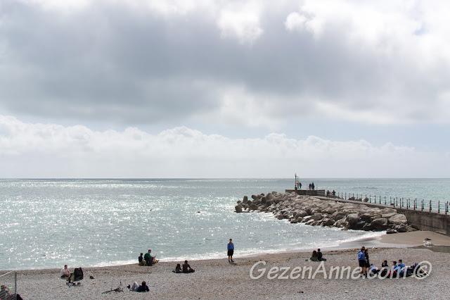 Amalfi plajı