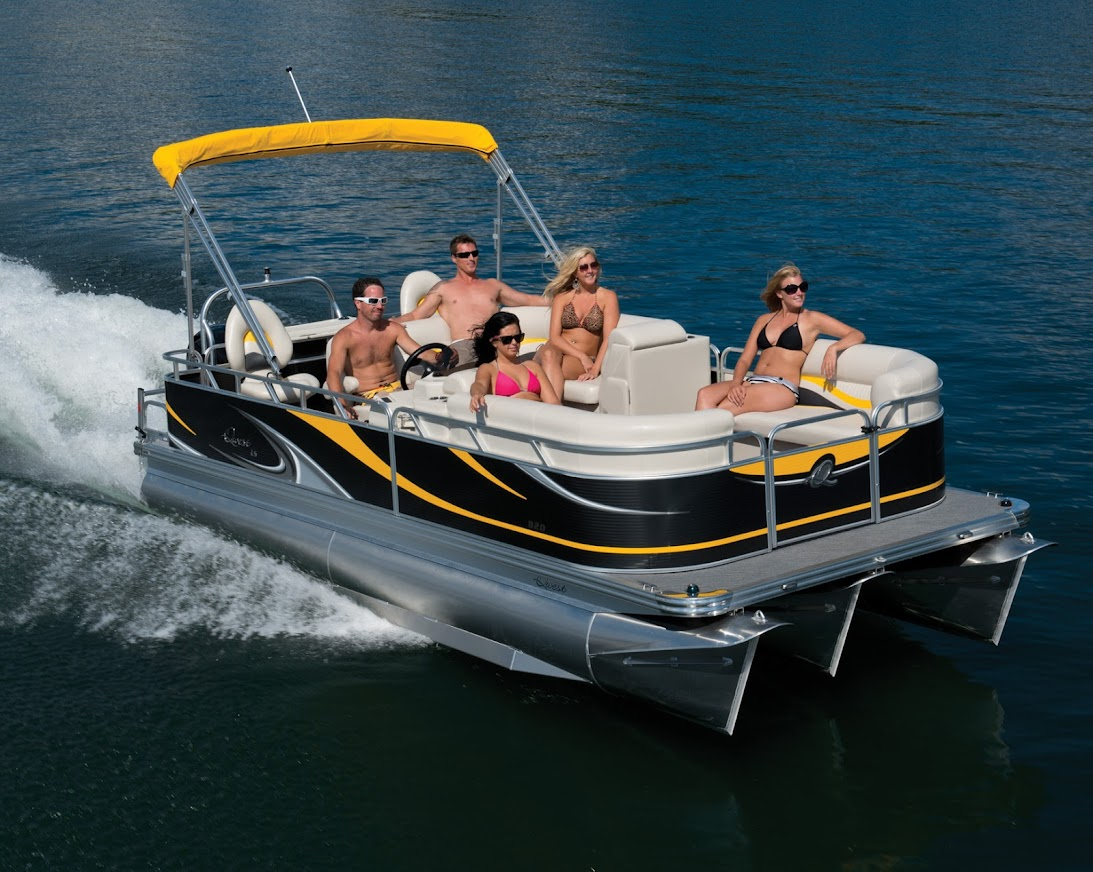 Compact Pontoon Boat Manufacturers