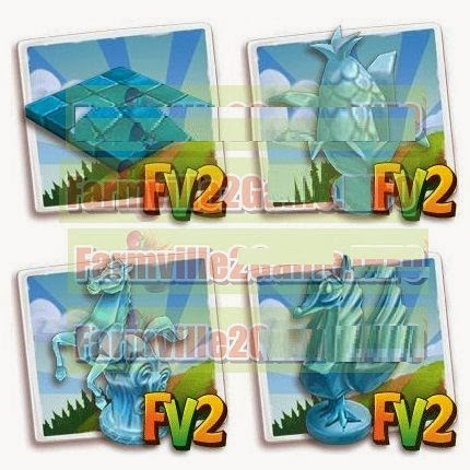 get farmville 2 Ice Carving Table Rewards
