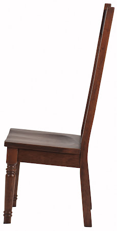 Farmhouse Chair in Chocolate Cherry