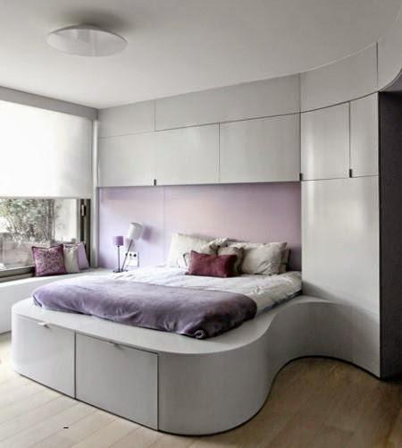 Mẫu thiết kế cho phòng ngủ vẫn đẹp trong nhà chật-12