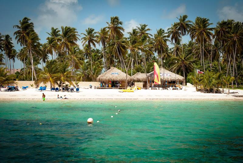Dominikana -- na wodzie..