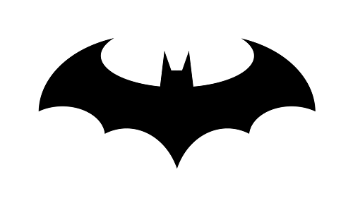 Logo de Batman simple