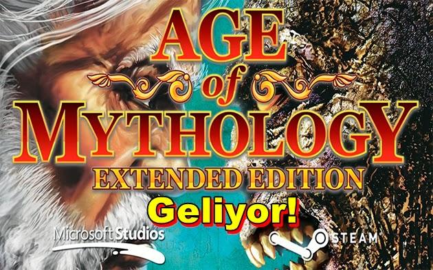 Age of Mythology Genişletilmiş Versiyonu İle Geliyor!