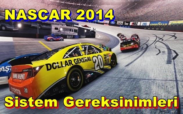 NASCAR 14 PC Sistem Gereksinimleri