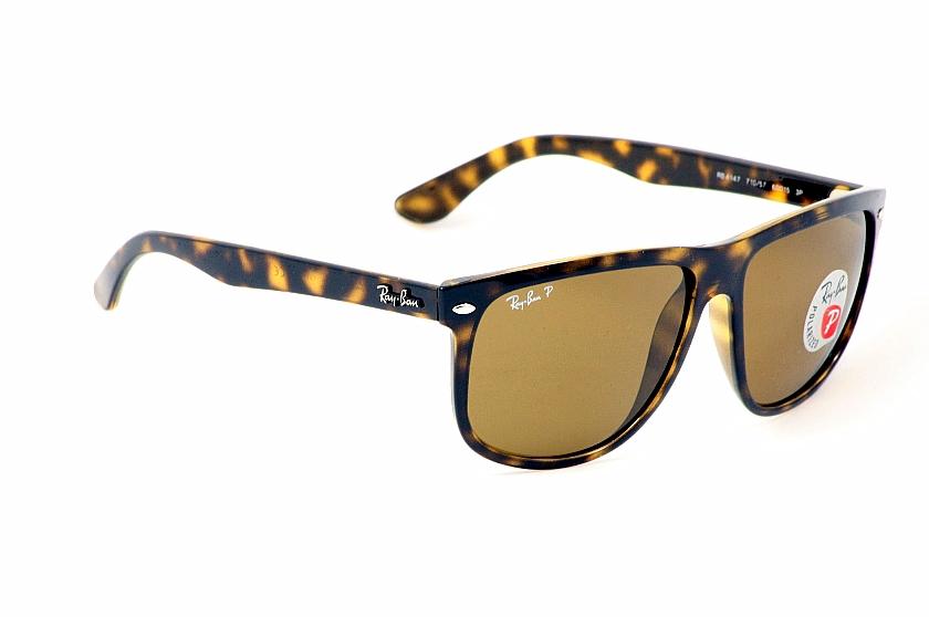 788b3fe275 แว่นกันแดด Ray-Ban Polarized Sunglasses RB4147 710 57 - ถูกมาก ลดกว่า