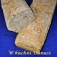 chleb wieloziarnisty na zakwasie