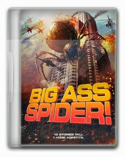 Maldita Aranha Gigante – AVI + 720p Dual Áudio + RMVB Dublado
