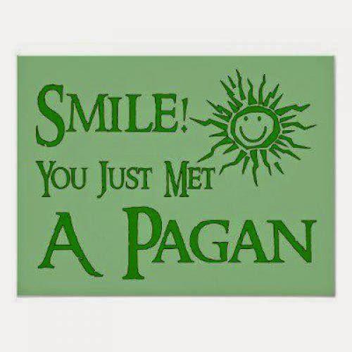 Whats A Pagan