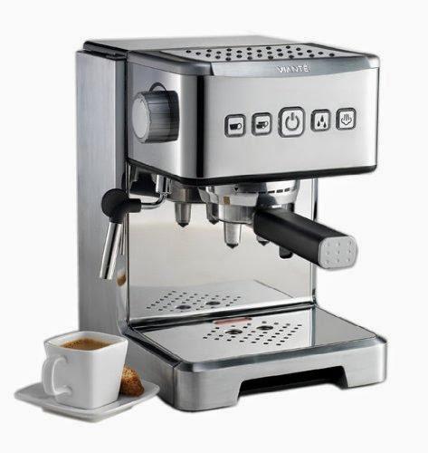 For boiler espresso machine pressure
