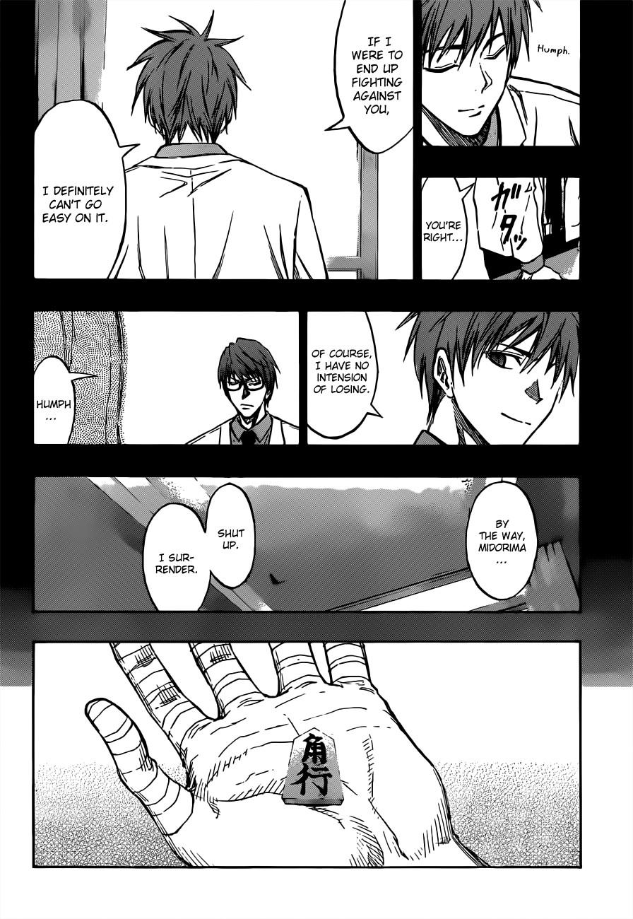 Kuroko no Basket Manga Chapter 175 - Image 02