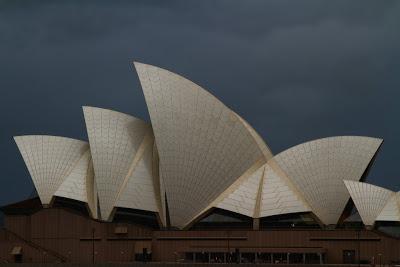 The Opera House - Sydney, Australia