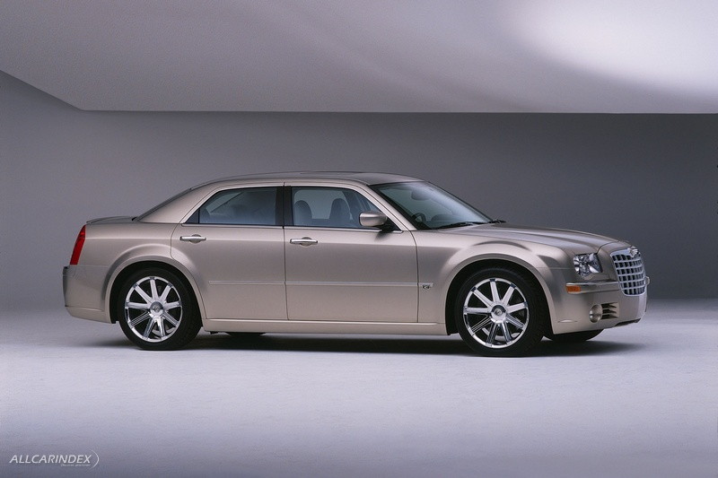 Ridenour Auto Group >> Chrysler - 300C Concept