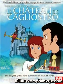 Lâu Đài Của Cagliostro - Lupin III The Castle Of Cagliostro