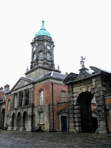 Qué ver en Dublín. Castillo de Dublín