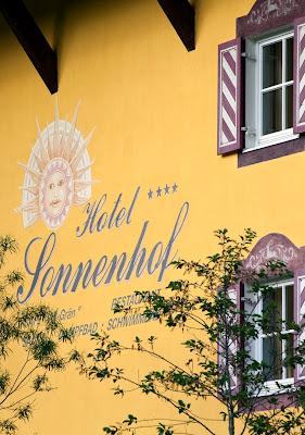 Wellnesshotel Hotel Sonnenhof Tirol Tannheimer Tal