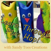 Grab button for Learn Through Play Hop